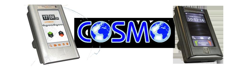 Terminali raccolta dati serie Cosmo