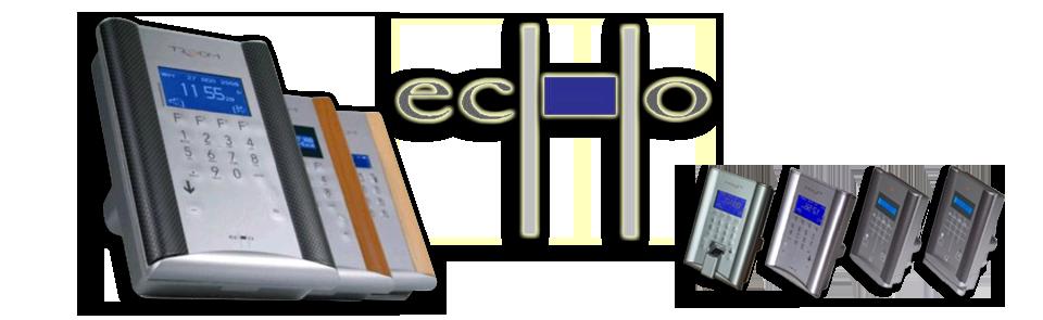 Terminali raccolta dati serie ECHO